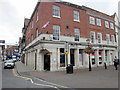 SU1430 : H.S.B.C. Bank Salisbury by Roy Hughes