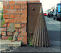 C8540 : Wall protection, Portrush (1) by Albert Bridge