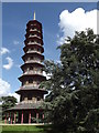 TQ1876 : The Pagoda, Kew by Colin Smith