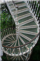 TQ1876 : Spiral staircase in the Temperate House by David Lally