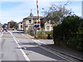 TM3863 : Albion Road, Saxmundham by Adrian Cable