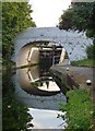 TQ1379 : Bridge No. 204, Grand Union Canal, Glade Lane by Stefan Czapski