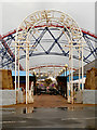 SD3032 : Pleasure Beach Entrance by David Dixon