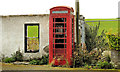 J5063 : Telephone box, Ardmillan near Comber by Albert Bridge