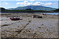 NM8845 : Low tide at Port Ramsay by Ian Taylor