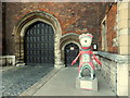 TQ3079 : Lambeth Palace Mandeville by PAUL FARMER