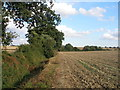 SE4506 : Barnsley Boundary Walk south of Clayton by John Slater