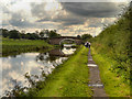 SD6124 : Leeds and Liverpool Canal, Ollerton by David Dixon