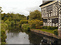 SJ8358 : The Moat, Little Moreton Hall by David Dixon