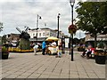 SD3627 : Market Square, Lytham by Gerald England