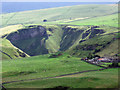 SK1382 : Winnats Pass by Stephen Burton