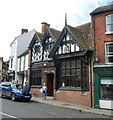 SO5174 : HSBC branch, Ludlow by John Grayson