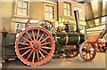 TM0880 : John Fowler Traction Engine by Ashley Dace