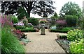 TQ3331 : Walled garden, Wakehurst Place by nick macneill