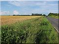 TL4366 : Oakington Road by Hugh Venables