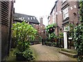 SJ6703 : Narrow street in Ironbridge by SMJ
