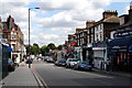 TQ3572 : Forest Hill:  view east from the station by Dr Neil Clifton