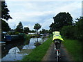 SJ4172 : Canal at Top Farm, Croughton by Colin Pyle