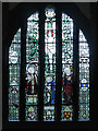 SJ8358 : The Chapel Window, Little Moreton Hall by David Dixon