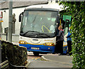 "J2053 : ""Goldline"" coach, Dromore by Albert Bridge"
