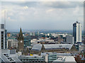 SJ8398 : Manchester Cityscape by David Dixon