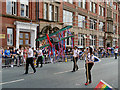 SJ8497 : Manchester Pride Parade, Whitworth Street by David Dixon