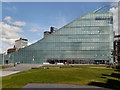 SJ8498 : National Football Museum by David Dixon