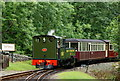 SH6541 : 'Lyd' Arrives at Tan-y-Bwlch, Gwynedd by Peter Trimming