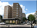 TQ4380 : The Royal Oak, North Woolwich by David Anstiss