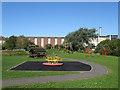 TQ4501 : Playground, Eastbridge Road Recreation Ground by Simon Carey