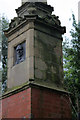 SD7305 : Barnes Monument, Farnworth Park by Alan Murray-Rust