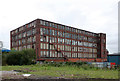 SD7306 : Bolton Textile Mill No.2  by Alan Murray-Rust