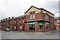 SD7007 : Former Co-operative store, Bridgeman Street  by Alan Murray-Rust