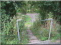 SE6315 : Steps down to Asenthorpe Green by Jonathan Thacker