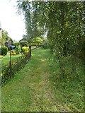 SP9322 : Public Footpath by Mr Biz