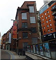 TQ3180 : Barge House Street London by PAUL FARMER