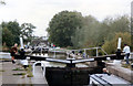 SP4264 : Grand Union Canal and Stockton Bridge by Jo Turner
