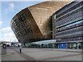 ST1974 : Wales Millennium Centre by David Dixon