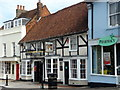 SU5832 : The Horse and Groom Inn, Alresford, Hampshire by Christine Matthews