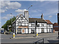 SK7954 : The White Swan, Northgate  by Alan Murray-Rust