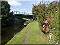 SK6981 : East Coast Mainline bridge over Chesterfield Canal at Retfordf by Chris Morgan