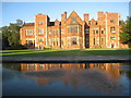 SE6250 : Heslington Hall reflected by Jonathan Thacker