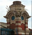 SJ8990 : Chestergate Chimney by Gerald England