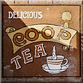 SD8913 : Delicious Co-op Tea by David Dixon