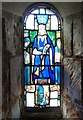 NT2573 : St Margaret's Chapel - St Margaret of Scotland by Rob Farrow