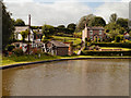 SJ6374 : Trent and Mersey Canal, Barnton by David Dixon