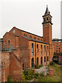 SJ8397 : Congregational Chapel, Castlefield by David Dixon