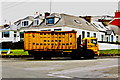 Q8860 : Kilkee - Strand Line & O'Connell Streets - Glass Recycling Truck by Suzanne Mischyshyn