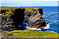 Q8559 : Loop Head Peninsula - Dunlicky Road - Atlantic Coastline by Suzanne Mischyshyn
