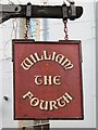 TQ3104 : Sign for the William The Fourth, Church Street / Bond Street, BN1 by Mike Quinn
